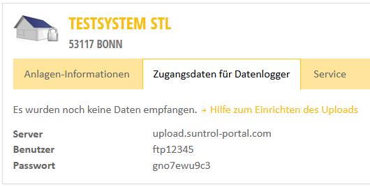 FTP-Daten