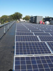 CAET Center for Automotive Education and Training PV 50 KW Project Developer Gerhard Klier EarthKind Energy Kingston NY